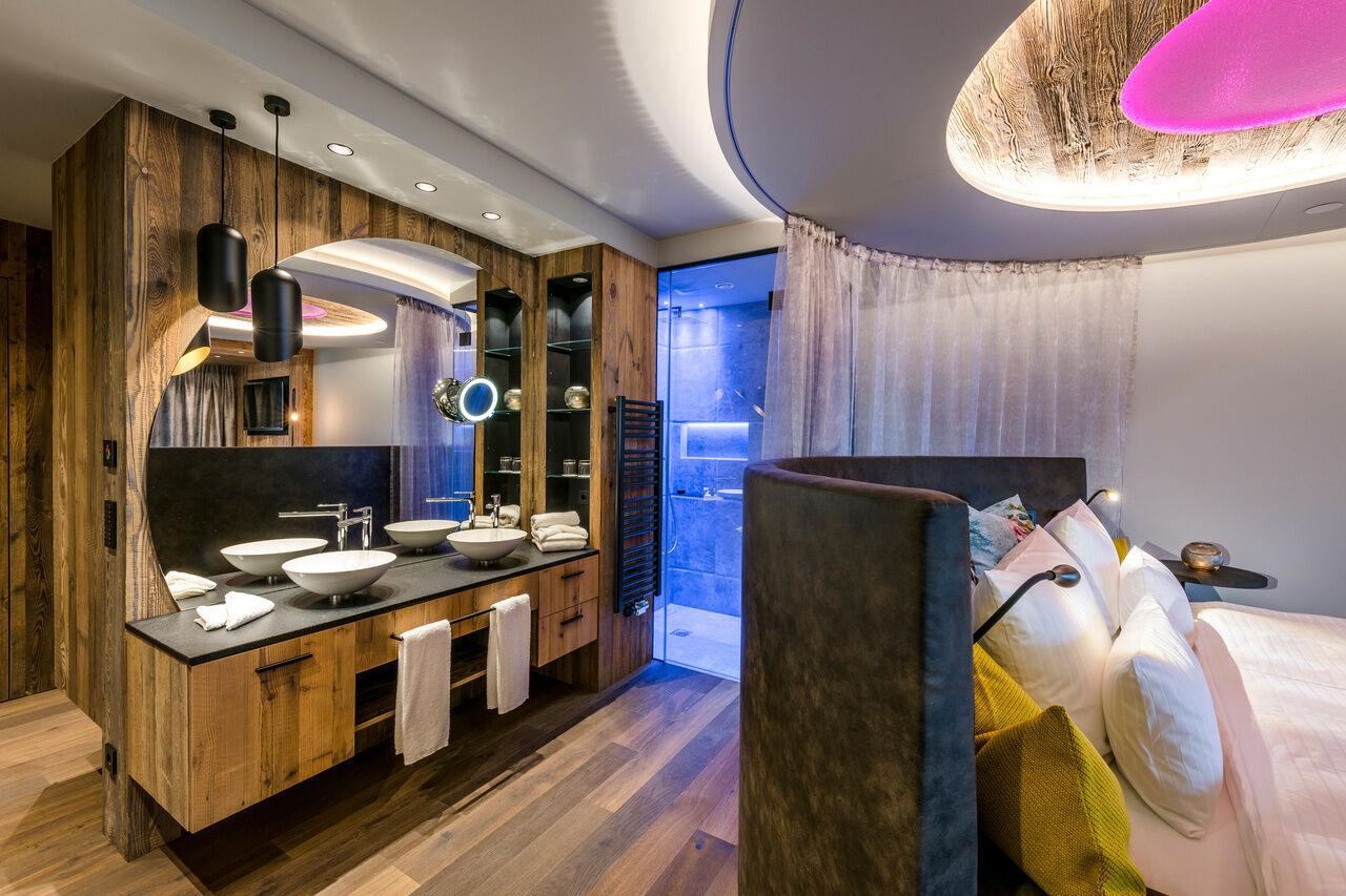 wohlf hlzimmer 4 sterne wellnesshotel h ttenhof bayerischer wald bayern. Black Bedroom Furniture Sets. Home Design Ideas