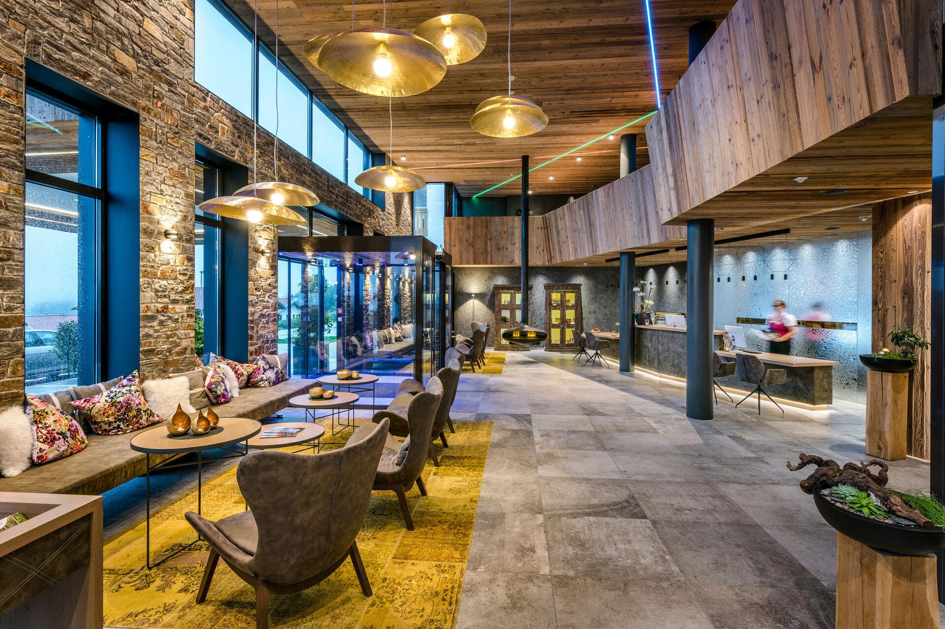 4 sterne wellnesshotel bayerischer wald h ttenhof hotels for Design budget hotel salinenparc 0 sterne