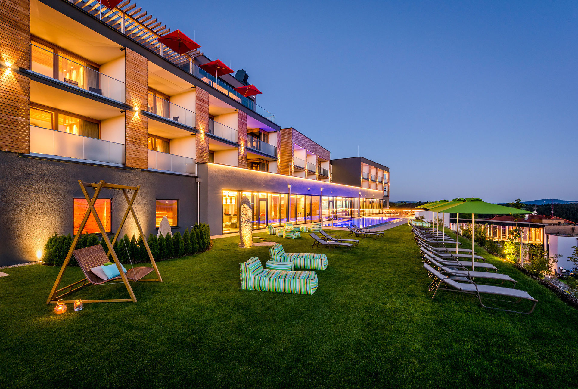 4 Sterne Wellnesshotel Bayerischer Wald Erwachsenenhotel Huttenhof