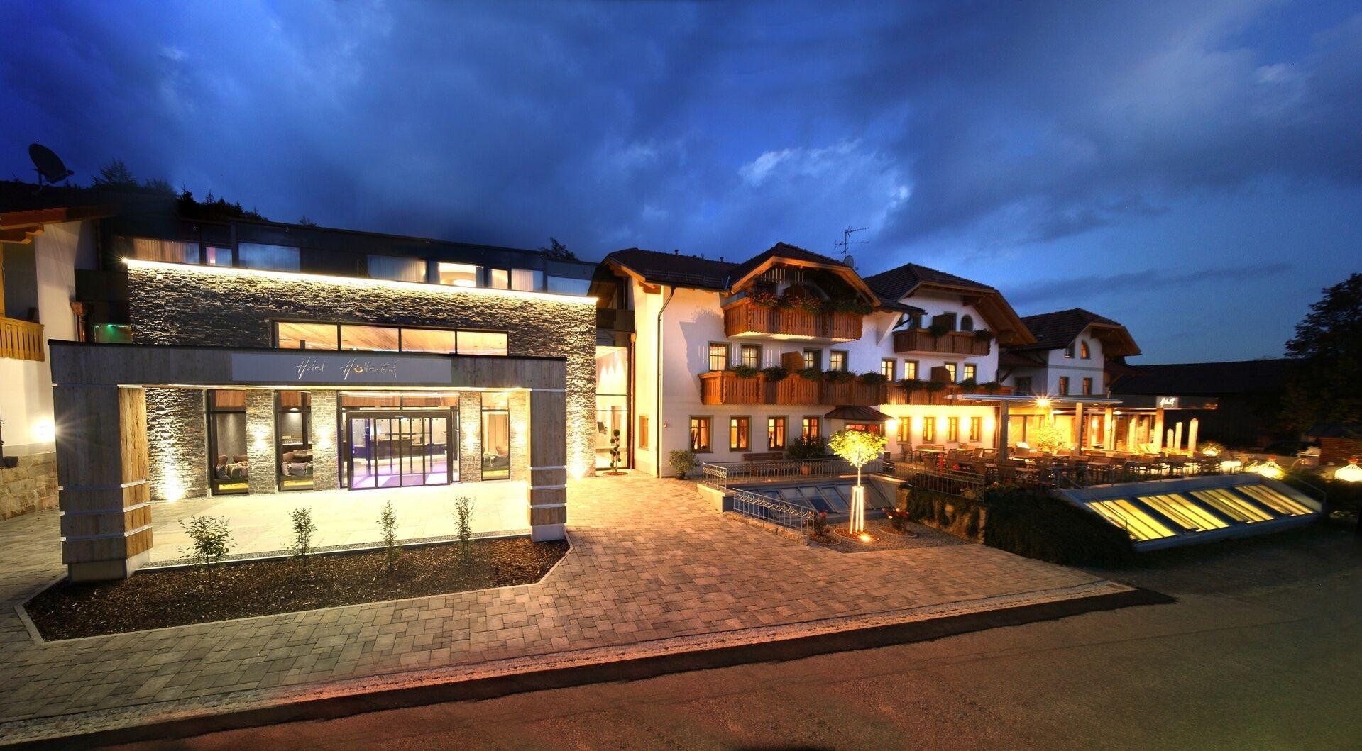 4 sterne wellnesshotel h ttenhof hotels bayerischer wald for Design budget hotel salinenparc 0 sterne
